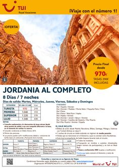 Oferta Jordania al Completo.Junio a Agosto ¡PVP final desde 970€! con estancia en Aqaba y Mar Muerto ultimo minuto - http://zocotours.com/oferta-jordania-al-completo-junio-a-agosto-pvp-final-desde-970e-con-estancia-en-aqaba-y-mar-muerto-ultimo-minuto/