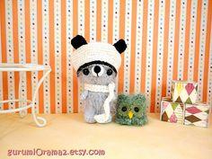 Amigurumi Learn : Amigurumi duck by gigi zhang crochet animals and toys