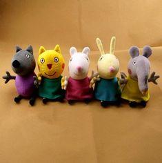 Os amigos da Peppa pIg