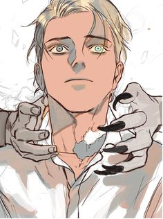 Pretty Art, Cute Art, Aesthetic Art, Aesthetic Anime, Manga Art, Anime Art, Art Sketches, Art Drawings, Boy Art