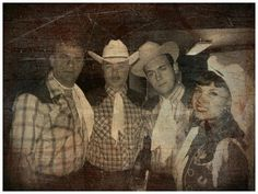 Wheels Fargo and the Nightingale hillbilly band ☆