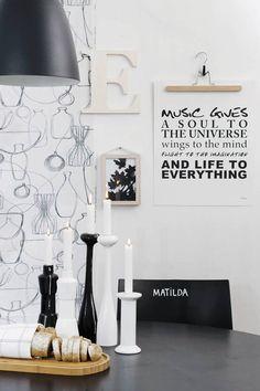10x inspirerende quotes voor aan de muur