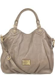 Marc by Marc Jacobs Francesca leather tote This Marc by Marc Jacobs tote has designer plaque at front, two top handles, a detachable shoulder strap, magn Next Bags, My Bags, Purses And Bags, Tote Bags, Marc Jacobs Handbag, Marc Jacobs Bag, Juicy Couture Bracelet, Brown Leather Totes, Beautiful Bags