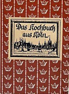Das Kochbuch aus Köln