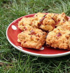 Cookies aux tomates séchées et chorizo - Ôdélices : Recettes de cuisine faciles et originales !