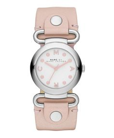 Marc by Marc Jacobs Molly Watch in Hazy Rose