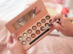 Laura Geller 4 Piece Face It All Collection - QVC Todays Special Value - Baked Blush, Subtle Highlights, Rosy Pink, Spring Makeup, Dark Skin Tone, Laura Geller, Makeup For Beginners, Color Blending, Color Correction