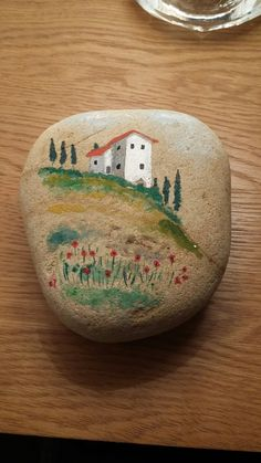You've got 18 new ideas waiting for you! Pebble Painting, Tole Painting, Pebble Art, Stone Crafts, Rock Crafts, Arts And Crafts, Painted Rocks Craft, Hand Painted Rocks, Mosaic Rocks