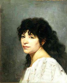 ehdu - Marie Bashkirtseff (Maria Konstantinovna Bashkirtseva, (1858-1884, Russian)