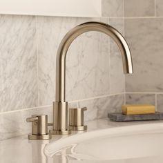 Contemporary faucet