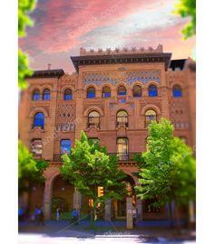 Edificio de Correos Zaragoza