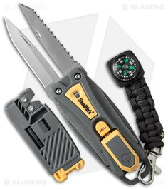 Smith's Edgesport 10-N-1 Survival Multi-Tool 50480