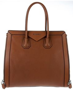 Givenchy Square Tote in Brown