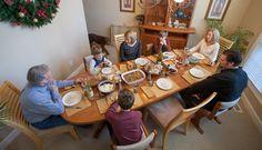 Thanksgiving at Home #foodallergy #glutenfree