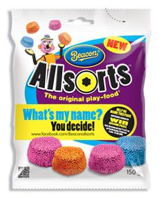 Home Tester Club : Allsorts What`s my Name?