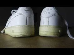 HOW TO CLEAN & WHITEN YOUR SHOES - EASY FASHION HACK - YouTube