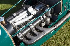 1936 Austin Seven Twin Cam Racer / 90th Anniversary of the Austin Seven 2012 Warwick | Flickr - Photo Sharing!