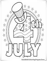 4th of july coloring pages for preschoolers free printable coloring pageskids - Printable Coloring Sheets For Kids
