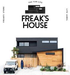 マイホームを夢見て、 ハウス見学に行く日々☺️ FREAK'S HOUSEが素敵すぎて 見に行きたいけど モデルハウスが遠い いつか行きたいな〜 . . . #フリークスハウス #freakshouse #lifelabel #ライフレーベル #freaksstore #コラボ #house #家 #モデルハウス #見学 #趣味 #お洒落 #アメリカン #ローカルハウス #アメリカンハウス #家見学 #マイホーム #夢