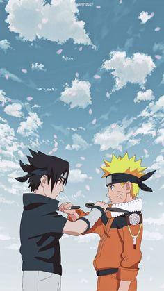 Naruto Shippuden Anime, Sasunaru, Naruto And Sasuke, Kakashi, Boruto, Naruto Wallpaper, Team 7, Otaku, Avengers