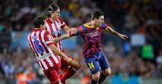 Barcelona vs Atletico Madrid en vivo -
