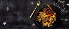 Saftiger Nussbraten mit Süßkartoffelpüree Rezept