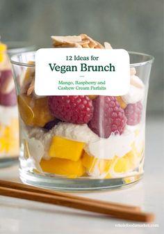 12 Ideas for Vegan Brunch!