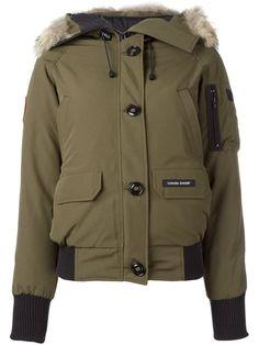 CANADA GOOSE 'Chilliwack' padded jacket. #canadagoose #cloth #jacket