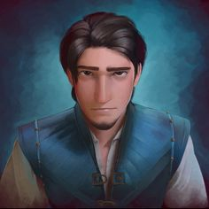 Mmm Flynn Ryder slash Zachary Levi... I would be okay with either one