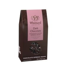 Dark Chocolate Coated Espresso Beans | Whittard of Chelsea