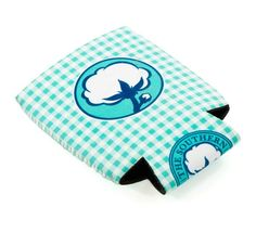 Gingham Koozie (Bermuda) By Southern Shirt Company Holds 1 12 oz. can or bottle Thicker-than-average neoprene insulation to keep your drink cooler for longer Collapsible construction for easier storage koozie Southern Shirt Company, V Cute, Spirit Jersey, My Boutique, Key Fobs, Jersey Shirt, Gingham, Sunglasses Case, Long Sleeve Shirts