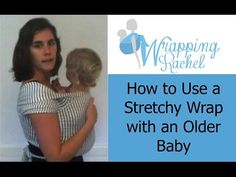 6ac4dfc2f09 How to Use a Stretchy Wrap (Solly