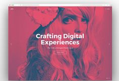 If you are looking for a unique and creative WordPress theme for your next website then you are at the right place. Here is the collection of highly creative WordPress themes which will make your website stand out from the competition. Web Themes, Website Themes, Web Design, Page Design, Design Blogs, Top Graphic Designers, Simple Wordpress Themes, Frank Lucas, Photography Themes