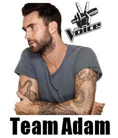 'The Voice' Team Adam