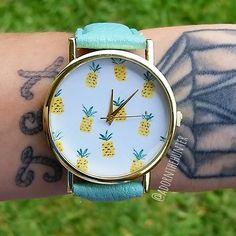 Pineapple Watch – adornthehunter