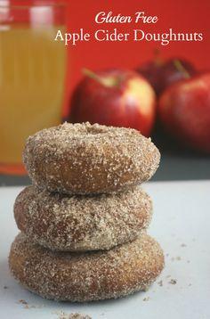 ... apple cider sonuts on Pinterest | Apple cider donuts, Baked apples and
