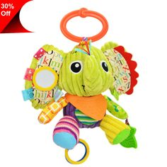 Cheap rattle stroller, Buy Quality baby music mobile directly from China musical mobile crib Suppliers: Cute Baby Musical Mobile Crib Bed Toys Newborn Animal Elephant Plush Stuffed Rattles Stroller For Baby Toys Age Baby Musical Mobile, Baby Musical Toys, Baby Mobile, Pet Toys, Baby Toys, Crib Toys, Newborn Animals, Baby Animals, Newborn Toys