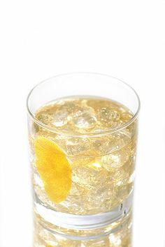 The Apple Bourbon Sour