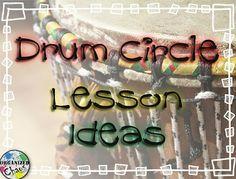 Organized Chaos: Teacher Tuesday: drum circle lesson ideas