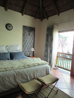 Bush-veld look and feel guest-house revamp