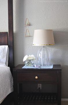 Modern Master Bedroom Reveal
