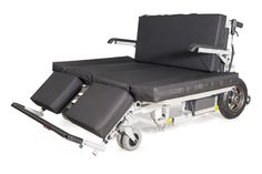 Bariatric wheelchair 55 inch wide with max. user weight of 1100 pounds.