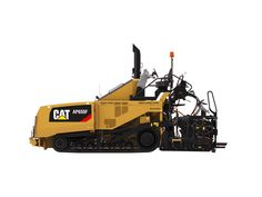 #CAT AP600F and AP655F Asphalt #Pavers Feature Quick-Heating Screeds and Enhanced Technology | Rock & Dirt Blog Construction Equipment News & Information
