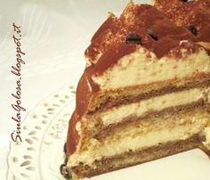 Cake tiramisu Montersino Siula Greedy
