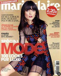 Marie Claire Irina Lazareanu, Marie Claire France, Cocoon, Celebrity Magazines, Vogue Us, Vogue Japan, Sport, For Stars, Emilio Pucci