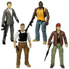 The A Team Action Figures - Bing Images