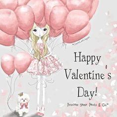 Happy Valentine's Day | Princess Sassy Pants