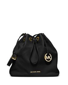 MICHAEL Michael Kors  Large Jules Drawstring Shoulder Bag pretty good!!
