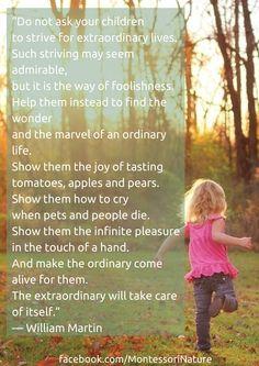 Montessori Nature: Free Word Art Printables   Montessori Quotes   Inspirational Quotes