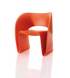 Raviolo Chair by Ron Arad for Magis - Design Milk #PatternPod #Furniture #Chair